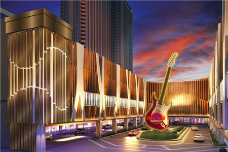 Hard Rock Sets Opening Date For Atlantic City Hotel Amp Casino