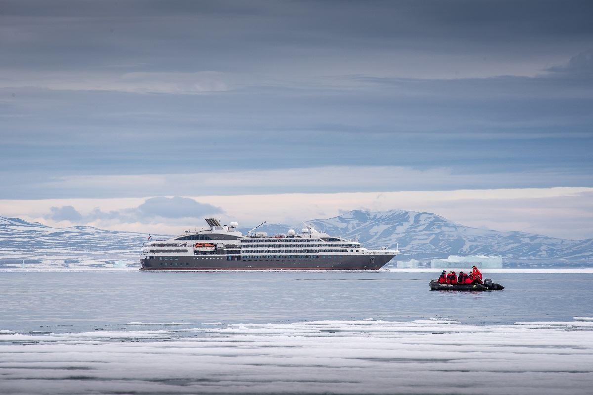 Luxury Arctic Ex[edition