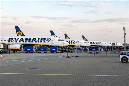Ryanair Pilots Set Strike Date