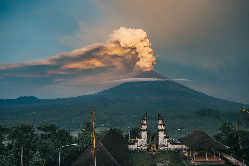 Travel Insurance Doesn't Always Cover Disruptions from Volcanic Eruptions