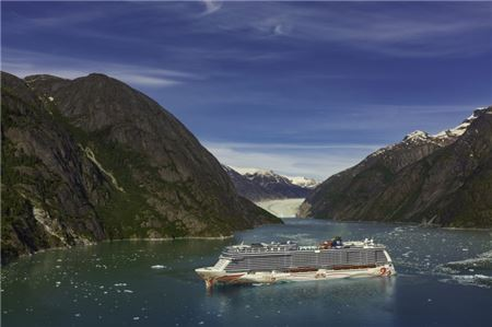Norwegian Cruise Lines Zeroes in on Alaska with Joy Move
