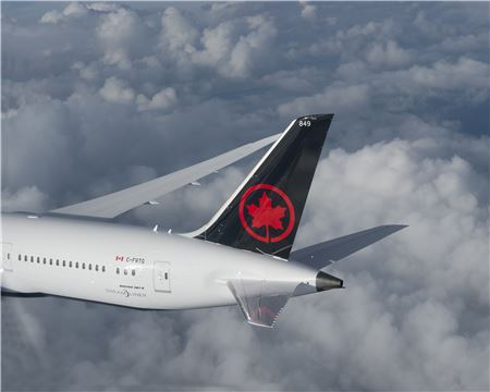 Following on Competitor's Growth Plans, Air Canada Announces Expanded 2018 Schedule
