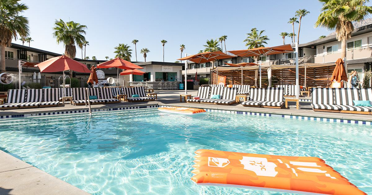Tace Bell hotel The Bell: A Taco Bell Hotel and Resort Palm Spring