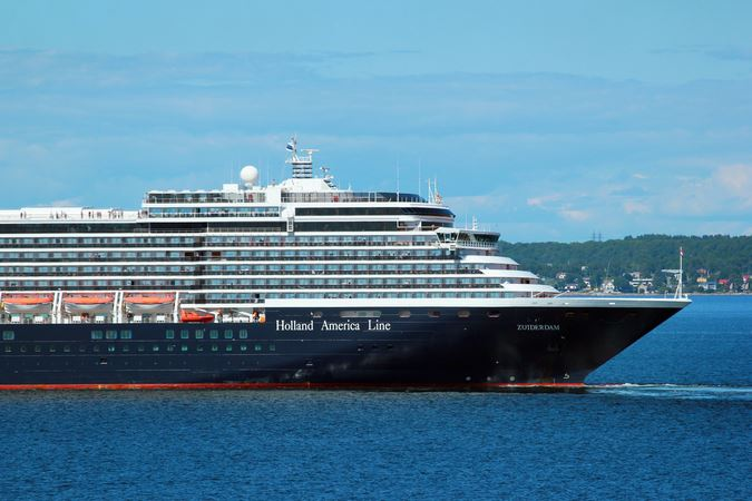 Holland America Launches Bonus Commission for Some 2021 Bookings