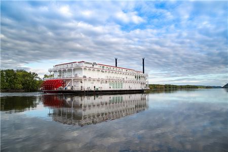 American Queen Steamboat Company Plans to Add Fourth Ship