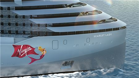 Virgin Voyages Announces Name of Debut Ship