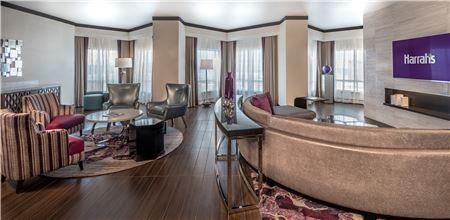 Harrah's Las Vegas Finishes $140 Million Renovation