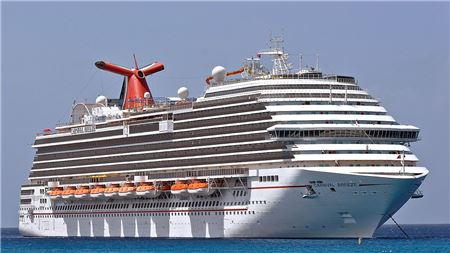 Tropical Storm Franklin Knocks Carnival Cruise Line Sailings Off Course