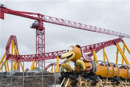 Disney Gives Sneak Peek Into Toy Story Land