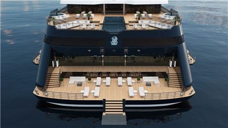 Ritz-Carlton Yacht Collection Opens Bookings for Inaugural Sailings