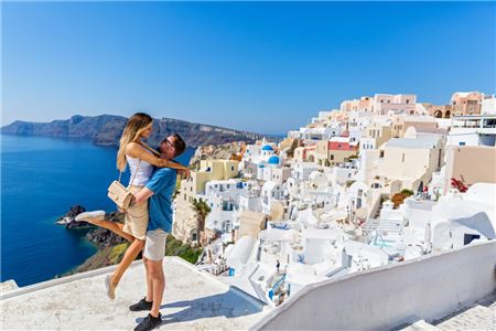 10 of the Most Romantic Destinations Around the World