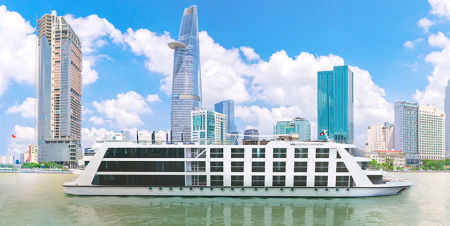 Emerald Waterways' New Ship Will Sail the Mekong