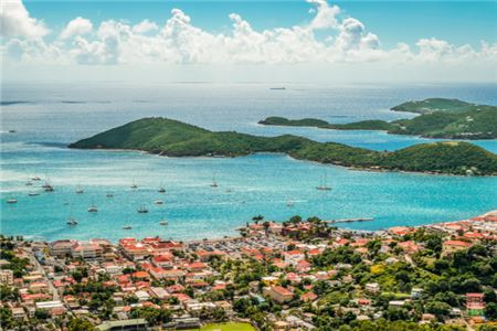 U.S. Virgin Islands Closes its Borders