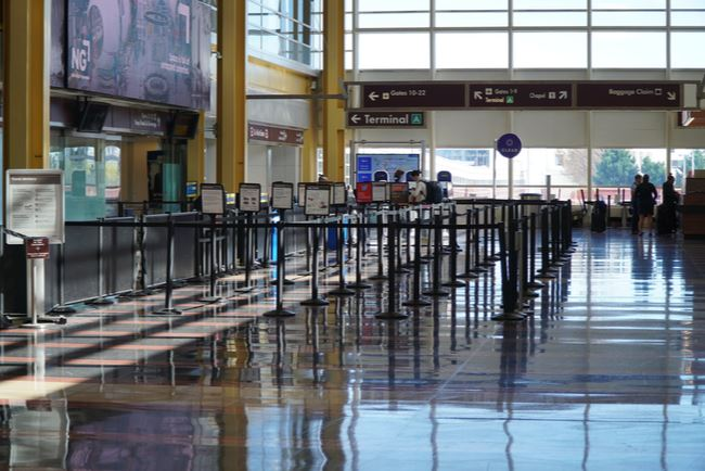 TSA Reports Highest Level of Airline Traffic Since March