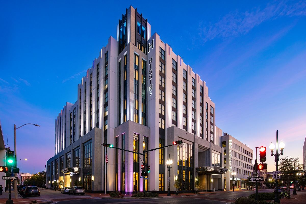 New Higgins Hotel Opens at New Orleans WWII Museum
