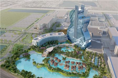 Hard Rock Readies to Debut World's First Guitar-Shaped Hotel in Florida