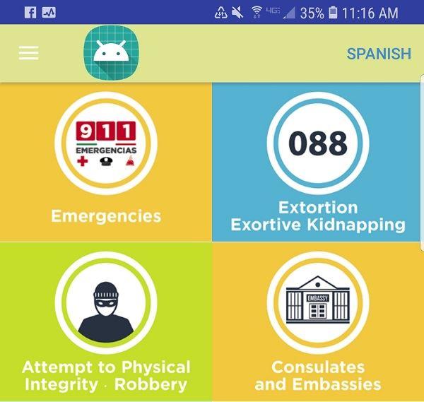 Quintana Roo Assistance App