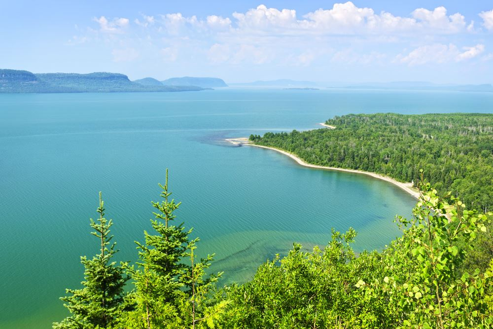 Staycations on North America's Rivers and Waterways: The Great Lakes Region