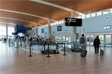 Tampa Becomes Third U.S. Airport to Allow Non-Passengers Through Security