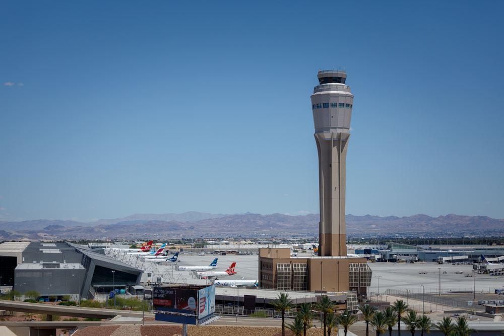 Airports longest wait times McCarran