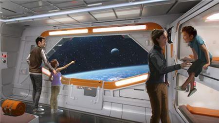 Disney Reveals New Images of Star Wars-Inspired Resort
