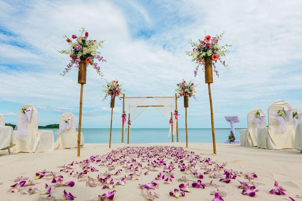 destination wedding success: collaborating with a wedding planner