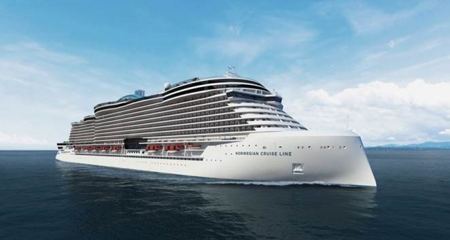 Norwegian Cruise Line Picks Up Options for Two New Ships