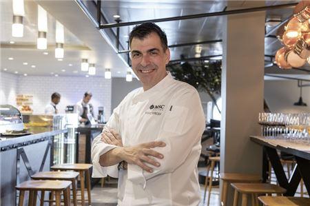 MSC Cruises Expands Ramón Freixa Partnership