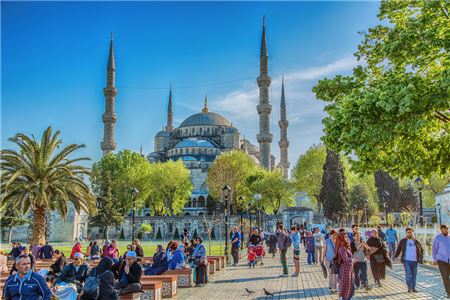Turkish Tourism Buoyed by Ancient History and Modern Visitors, Even During Testy Times