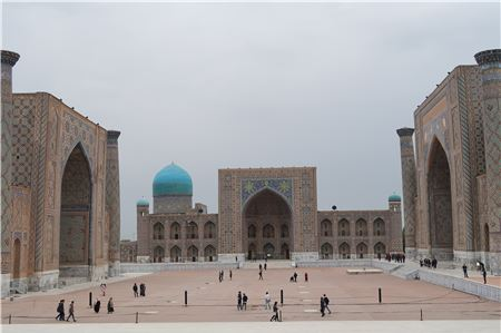 Seeking Safe Exotica? Uzbekistan Could Be The Answer