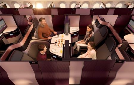 Qatar Airways Expands Q-Suite Business Class Product to More U.S. Destinations