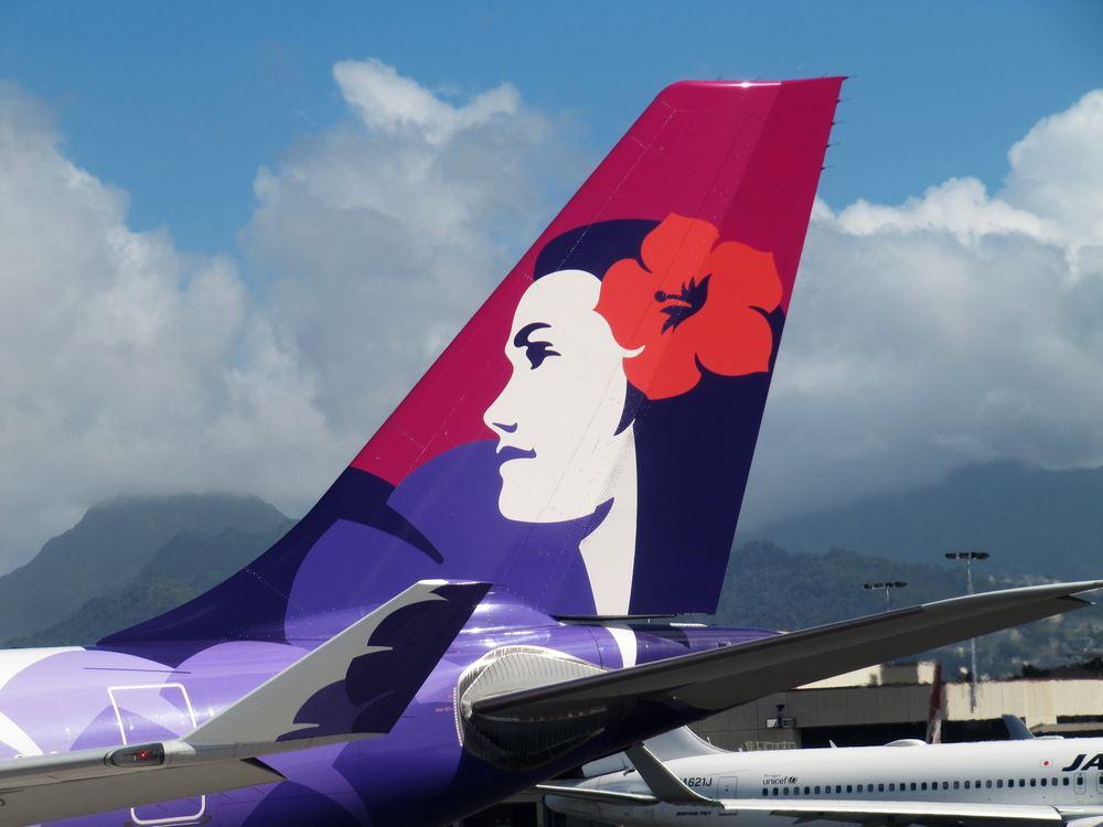 Hawaiian Airlines bag fees.