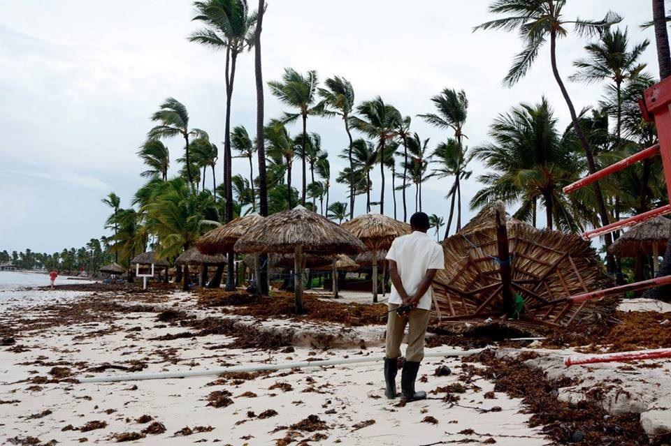 Caribbean Resorts Suffer Major Damage From Hurricane Irma