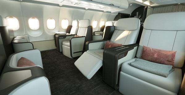 Four Seasons Luxury Jet