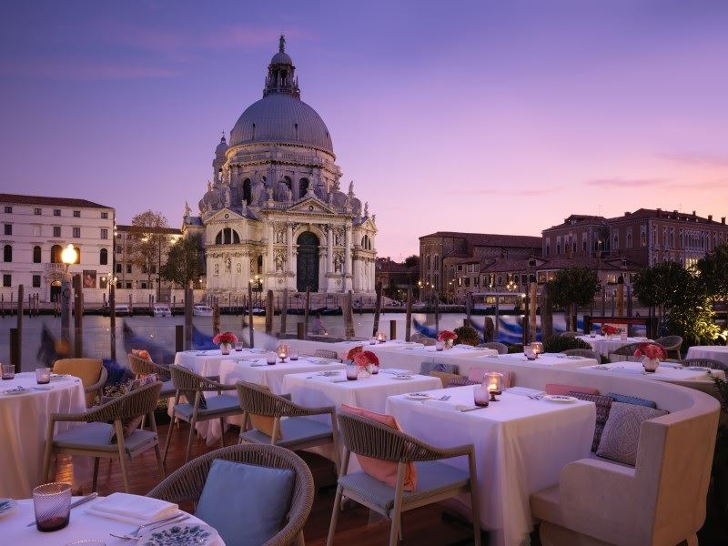 St. Regis Hotel Debuts on Venice's Grand Canal