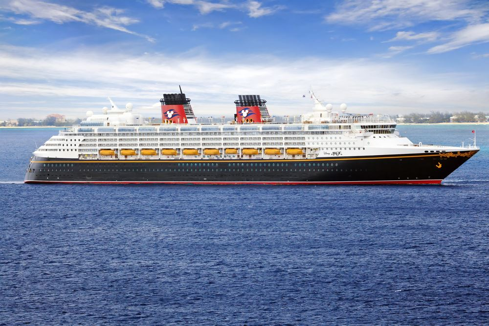 Disney Cruise Line Tops Ocean Cruise Line Rankings