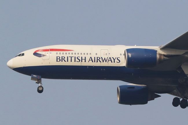 British Airways Coronavirus Cancellations