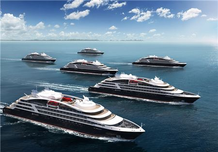 Ponant Set to Grow Fleet to 12 Ships by 2021