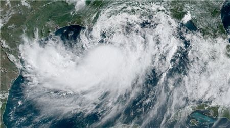 Airlines Issue Waivers for Tropical Storm Barry