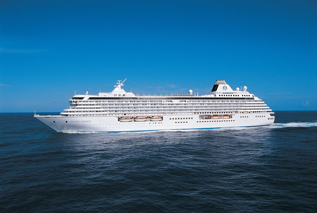 Crystal Cruises Giving Away Travel Advisor Appreciation Cruises to Celebrate 30th Anniversary