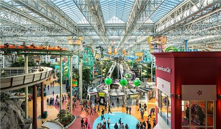 Nickelodeon Universe, North America's Largest Indoor Theme Park, Opens This Week