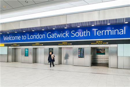 london gatwick airport