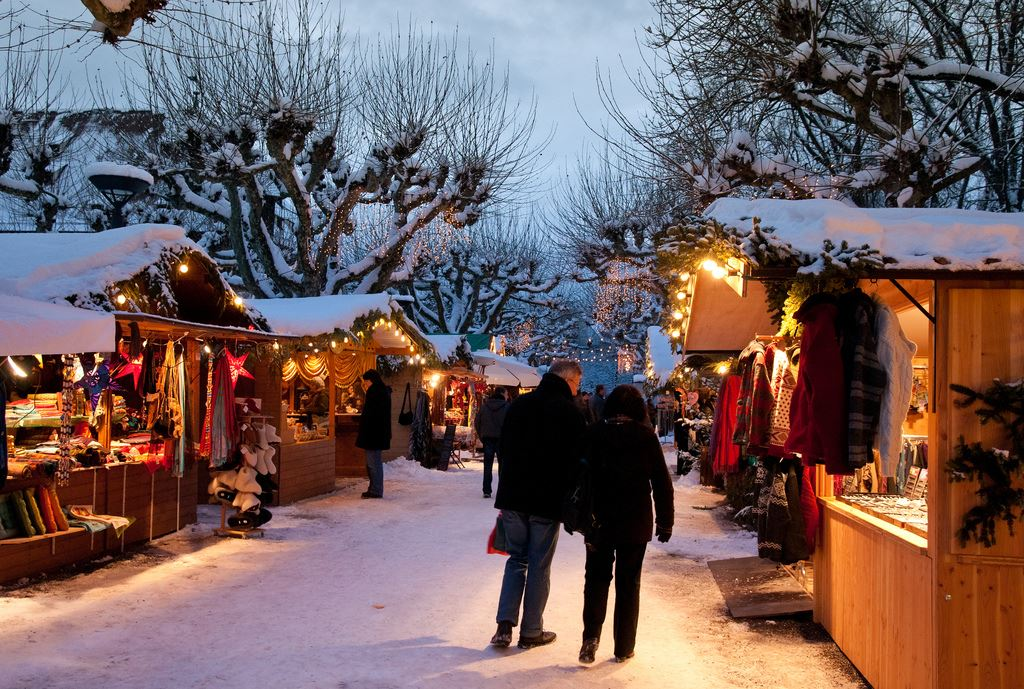 Seven Reasons To Visit Europe This Holiday Season