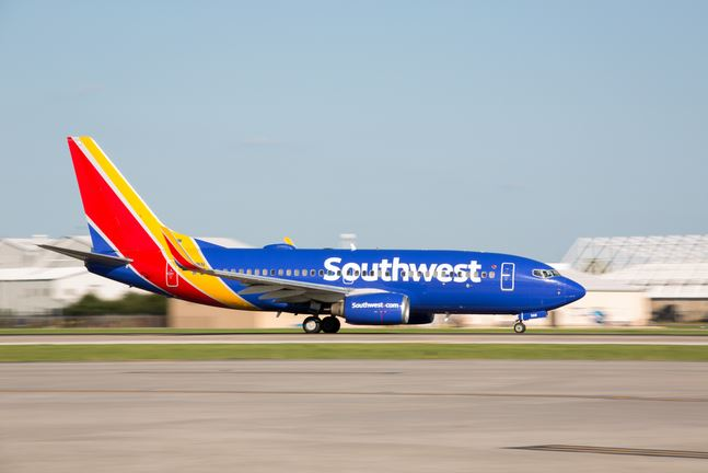 Southwest Airlines Bag Fees.