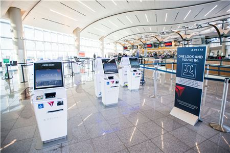 Delta Air Lines Unveils First Biometric Terminal in Atlanta