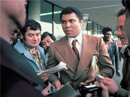 Louisville Renaming Airport After Muhammad Ali