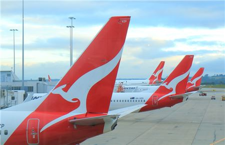 Qantas Plans Longest Nonstop Flights Between Australia, London and New York