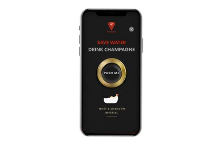 Virgin Voyages Adds On-Demand Champagne Delivery Service for Cruise Line's Debut