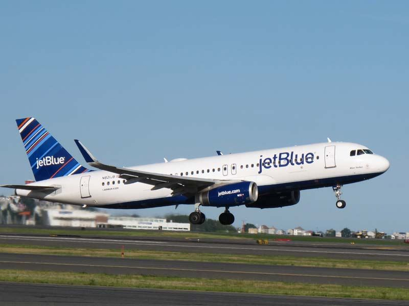 JetBlue bag fees.