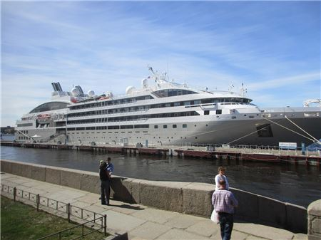 Tauck's Baltic Cruise: Trying Something New